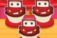 I cupcake di Cars