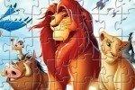 Puzzle del Re Leone