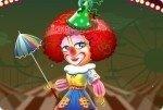 Ragazza Clown