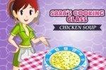Cucina con Sara